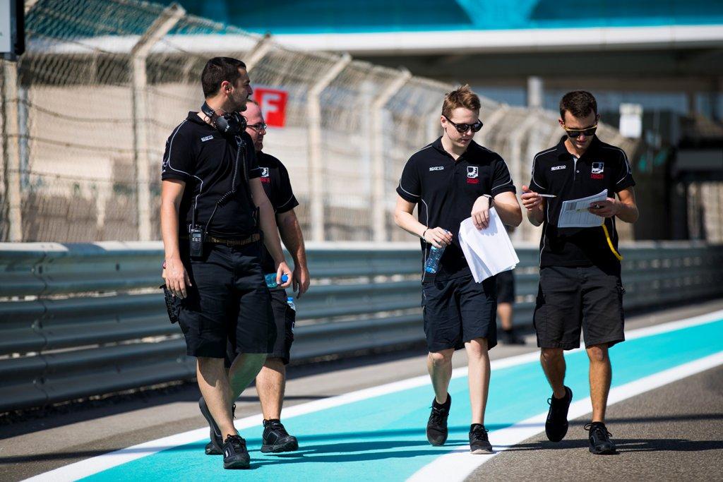 Photo of Gustav Malja avslutade Formel 2-säsongen med en elfteplats