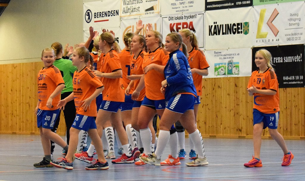Photo of Bildspecial när Kävlinges damer vann igen