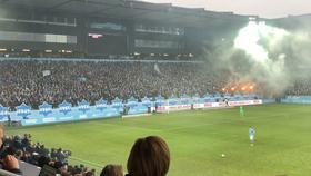Photo of TV: Se MFF:s tifo inför BK Häcken