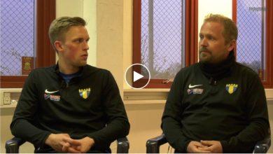 """Photo of TV: Fotbollshörnan: Richard """"Kalle"""" Ringhov & André Johansson"""