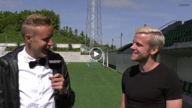 Photo of TV: Fotbollshörnan #9: Mårten Nordbeck
