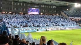 Photo of TV: Se Malmö FF:s tifo inför AIK