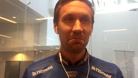"""Photo of TV: Marcus Pode: """"Publiken på Vångavallen är trogna"""""""