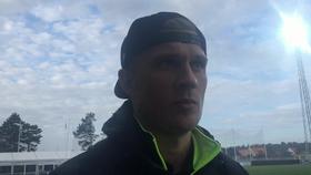 """Photo of TV: Erik Pärsson: """"Vi måste fortsätta att hitta andra lösningar"""""""