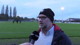 """Photo of TV: Esbjörn Berghult: """"Klubben har valt att satsa mot trean"""""""