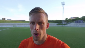 """Photo of TV: André Johansson: """"Skönt att avgöra sent i matchen"""""""