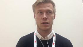 """Photo of TV: Andreas Landgren: """"Vi vill ta steget upp igen"""""""