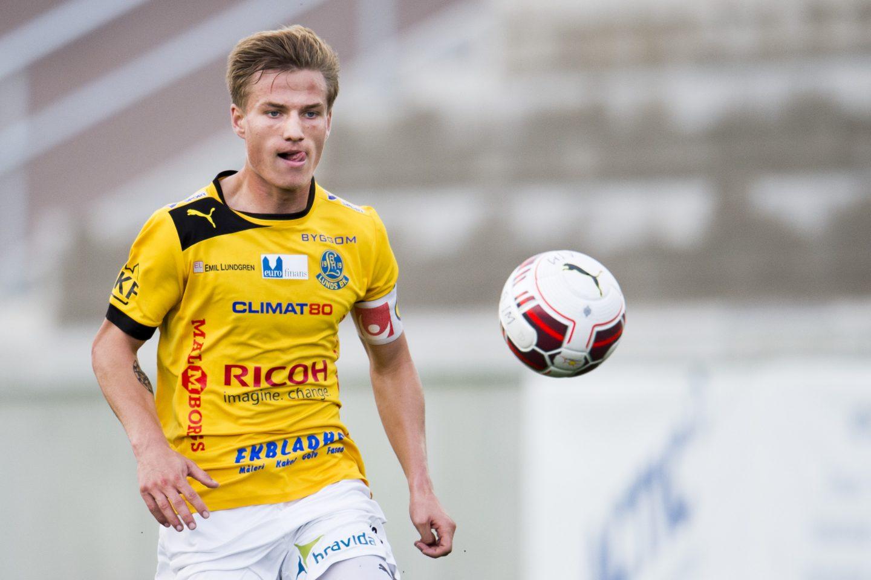 Photo of Jesper Rindmo förstärker IFK Malmö