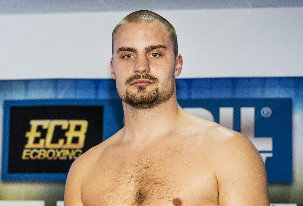 """Photo of Gäddan högg i fjärde ronden – """"I'm back"""""""