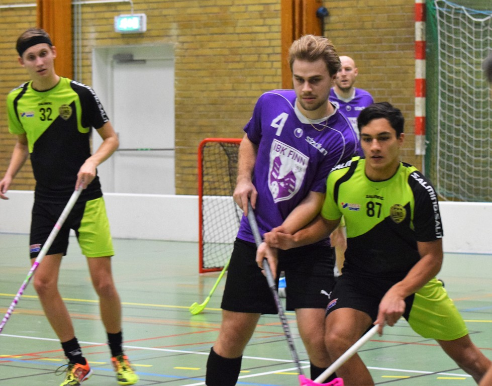 Photo of Bildspecial: Innebandyderby i Lund