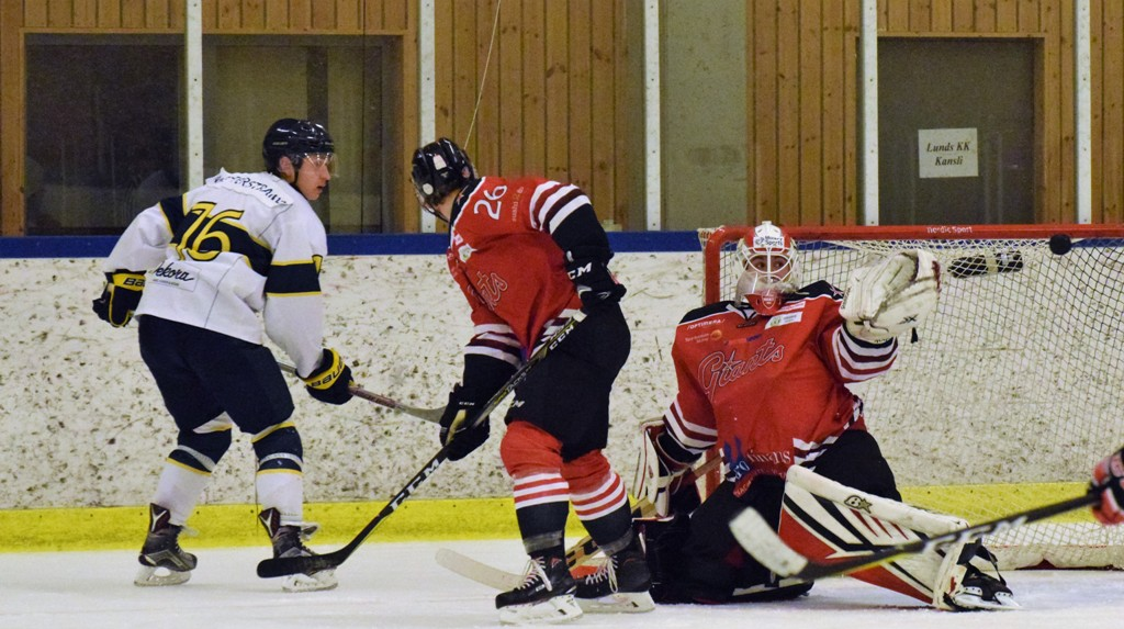Photo of Delegation från tjeckiska ishockeyförbundet besöker Lund Giants