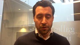 """Photo of TV: Matias Concha: """"Vi vill bygga något hållbart"""""""