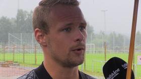 "Photo of TV: Joel Wedenell: ""Kommer bli en tuff match mot Lunds BK"""