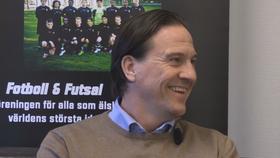 """Photo of TV: Per Henrysson: """"Jag tror vi kommer att sluta i mitten"""""""