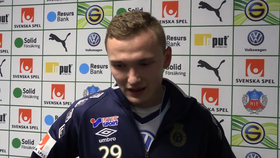 Photo of TV: Piotr Johansson efter Helsingborgs IF – Gefle IF