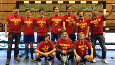 Photo of Sövestads IF fick revansch – tog hem Futsal DM för P15