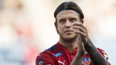 Photo of Alexander Achinioti-Jönsson lämnar Helsingborgs IF