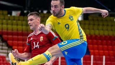 Photo of Kristian Legiec klar för IFK Uddevalla Futsal