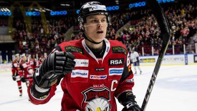 Photo of Händemark förlänger med Malmö Redhawks