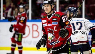 """Photo of Redhawks kapten efter segern: """"Överlevnad från vår sida"""""""