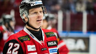 Photo of Två år till i Redhawks för Bryggman