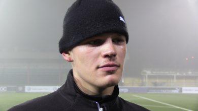 """Photo of TV: Hugo Andersson: """"Det gäller att hålla jämna steg med de stora grabbarna"""""""