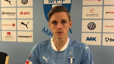 """Photo of TV: Sören Rieks: """"MFF var väldigt attraktivt"""""""