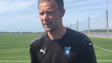 Photo of TV: Magnus Pehrsson om lägret och tankar inför DC United