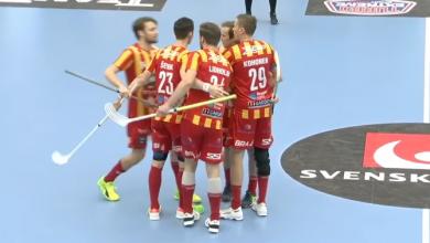 Photo of TV: Målen från IK Sirius IBK – FC Helsingborg