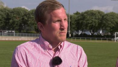 """Photo of Viktor Andersson: """"Vi måste jobba vidare med vår lägsta nivå"""""""