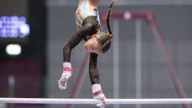 """Photo of Gymnast får Malmöidrottens pris till """"Lovande tjej"""""""