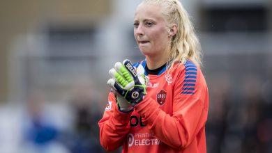 Photo of Josephine Frigge klar för FC Rosengård
