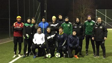 """Photo of Christian Andersson: """"Just nu blir det mycket konditionsträning"""""""