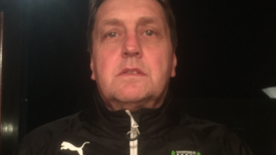 """Photo of Göran Nilsson: """"Mycket fokus på att spela på små ytor"""""""