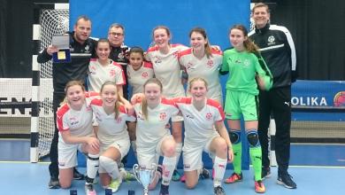 Photo of Borgeby FK fick revansch och tog hem guldet i Futsal SM