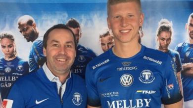 Photo of Óttar Magnús Karlsson klar för Trelleborgs FF