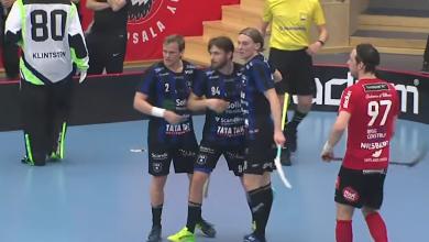 Photo of TV: Målen från Storvreta IBK – FC Helsingborg