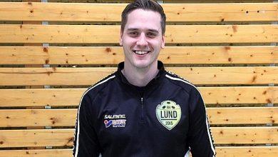 Photo of Han tar över i IBK Lund