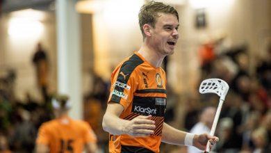 Photo of Pontus Karlson Martell förlänger med Höllvikens IBF