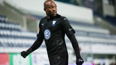 Photo of Magnus Pehrsson: Bachirou spelar!