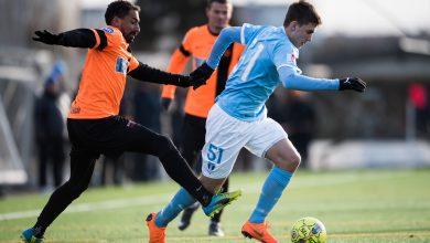 Photo of Två mål av Tim Prica när MFF U19 besegrade HIF