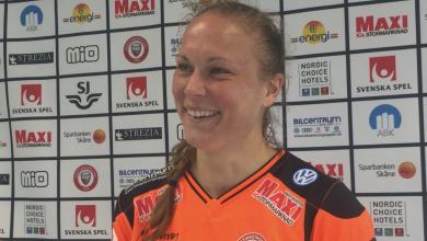 Photo of TV: Ivarsson första målskytt på Kristianstad Arena