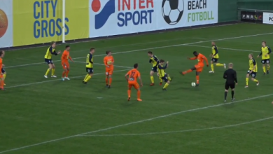 Photo of TV: Sammandrag från Kristianstad FC – Ängelholms FF