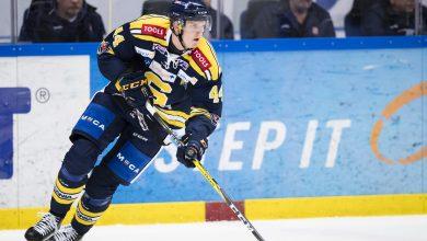 Photo of Axel Blomqvist ett av tre nyförvärv i Pantern