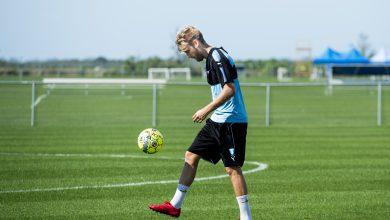 Photo of Rasmus Bengtsson redo att börja träna