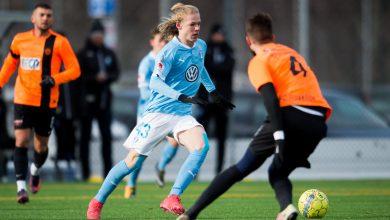Photo of Sent segermål för MFF i U21-derbyt mot TFF