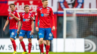 Photo of HIF nollat på hemmaplan
