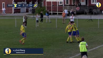 Photo of TV: Sammandrag från Torns IF – Eskilsminne IF