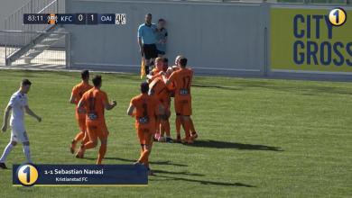 Photo of TV: Sammandrag från Kristianstad FC – Oskarshamn