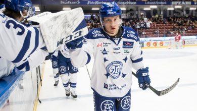 Photo of Rögle värvar från Leksand